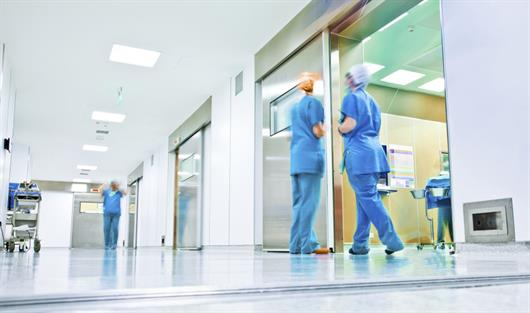 Health Care Flooring