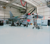 Military Protective Coatings Aircraft Hangar